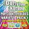 Party Tyme Karaoke: Pop Country Oldies Variety 1