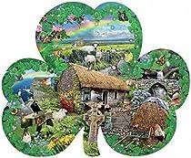 Irish Charm a 1000-Piece Jigsaw Puzzle by Sunsout Inc.