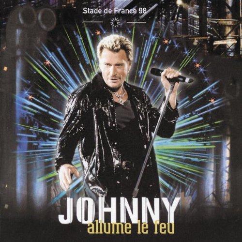 Johnny allume le feu : Stade de France 98 | Hallyday, Johnny