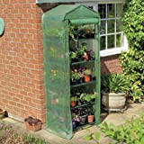 Gardman R700 5-Shelf Steel Frame Greenhouse