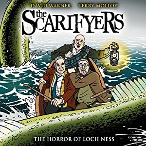 The Scarifyers: The Horror of Loch Ness Radio/TV Program