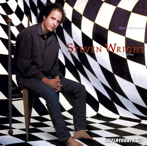 Steven Wright-I Have A Pony-Reissue-CD-FLAC-2009-DeVOiD Download
