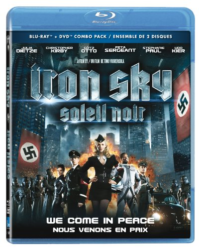 Iron Sky (Blu-ray/DVD Combo) (Iron Sky Blu Ray compare prices)
