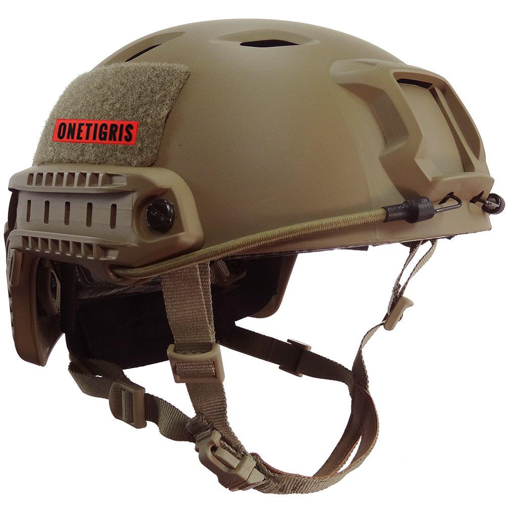 OneTigris BJタイプ ミリタリー系 エアソフトヘルメット 米軍風
