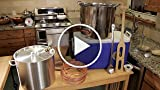 Must Have All Grain Brewing Equipement