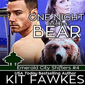 One Night with a Bear Audiobook