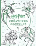 Harry Potter - Le livre de coloriage...