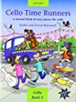 Cello Time Runners, w. Audio-CD