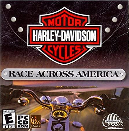 Harley Davidson: Race Across America (Jewel Case)