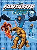 Fantastic 4 Giant Color & Activity Book