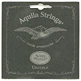 103U Aquila Concert Ukulele Pack, Super nylgut, standard tuning, Key of C, GCEA