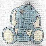 My Blue Nose Friends Toots Cross Stitch Starter Kit