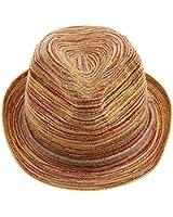 JTC(TM) Children Boy Girl Straw Summer Fedora Trilby Hat Sun Cap