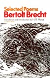 Selected Poems (0156806460) by Brecht, Bertolt