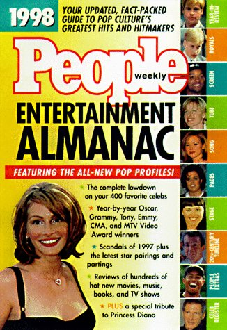 Image for The People Entertainment Almanac, 1998 (Serial)