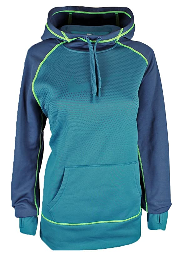 Nike Womens All Time Swoosh Pullover Hoodie