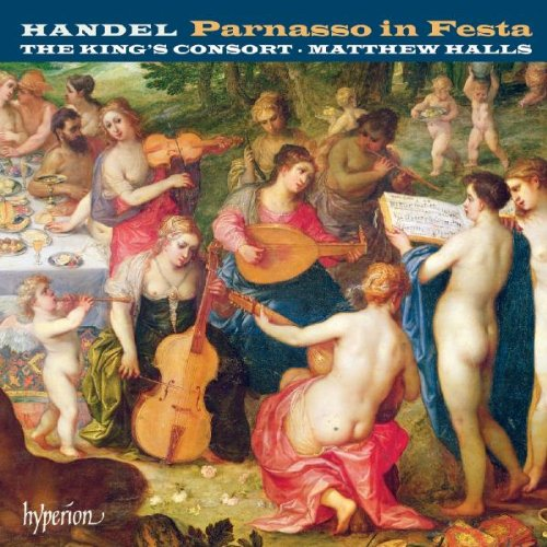 Diana King - Handel: Parnasso In Festa - Zortam Music