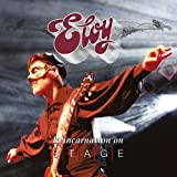 Reincarnation On Stage (Live) by Eloy [Music CD]
