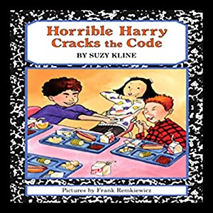 Horrible Harry Cracks the Code Audiobook