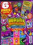 MOSHI MONSTERS MAGAZINE MOSHI MONSTERS MAGAZINE ~ ISSUE 32 ~ 6 FREE GIFTS ~ MOSHI STICKER PACK / PUZZLE BOOK / PARTY STICKERS & MORE