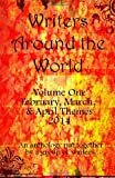 img - for Writers Around the World (Monthly Themes Anthology) (Volume 1) book / textbook / text book