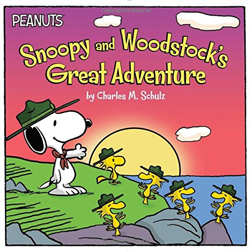 Download Snoopy and Woodstock's Great Adventure (Peanuts)