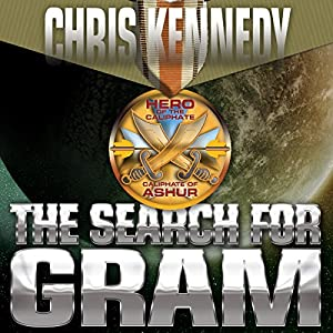 The Search for Gram Audiobook
