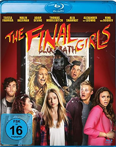 The Final Girls (inkl. Digital HD Ultraviolet) [Blu-ray]