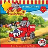 Benjamin Blümchen 43: ... und die Autorallye
