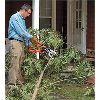 The Alligator Lopper's controlled, smooth cutting action makes clean-up from storms or simple pruning easy, safe, and fast.<br />
