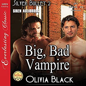 Big, Bad Vampire Audiobook