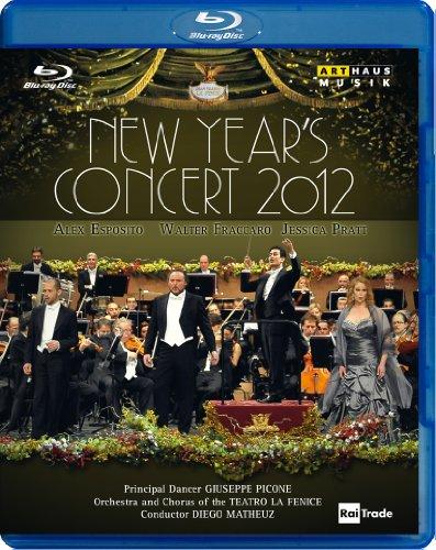 フェニーチェ歌劇場 ニューイヤーコンサート 2012[Blu-ray]