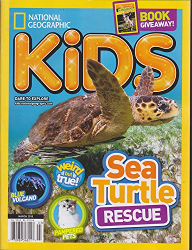 National Geographic Kids Magazine March 2015, by Various
