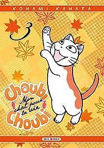 Choubi-Choubi, mon chat pour la vie Edition simple Tome 3