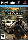SOCOM III U.S. Navy SEALs with Headset (PS2)
