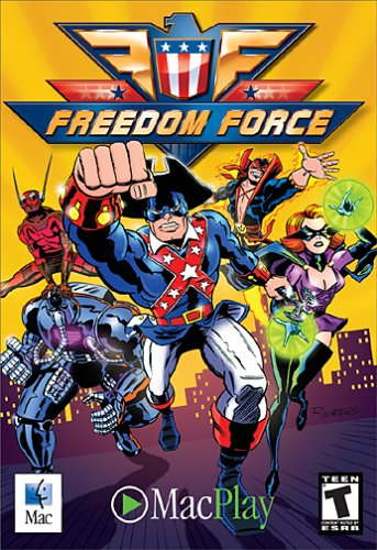 Freedom Force  - Mac