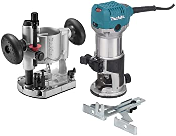 Makita 1-1/4 HP Compact Router Kit