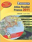 echange, troc Collectif Michelin - Atlas routier et touristique France : 1/200 000