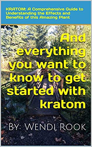 Wendi Rook's book on kratom