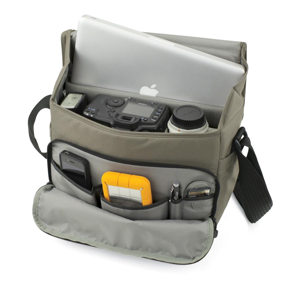 Lowepro Event Messenger 100 Small Shoulder Camera Bag 56