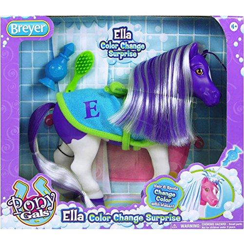 Breyer Pony Gals, Ella Color Change Surprise Bath Toy