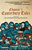 img - for Chaucer's Canterbury Tales (Selected): An Interlinear Translation book / textbook / text book