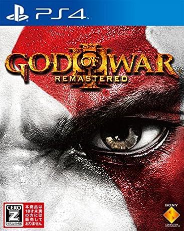 GOD OF WAR III Remastered(初回限定特典「GOD OF WAR III Remastered オリジナルPS4テーマ」同梱)