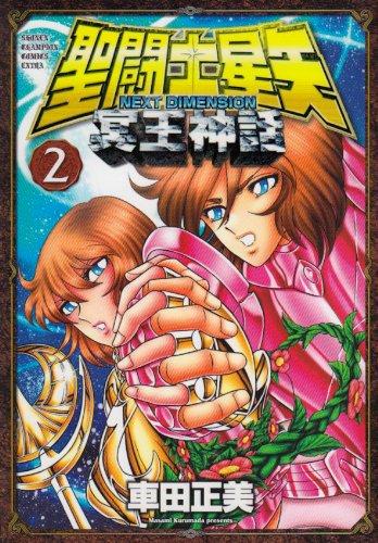 聖闘士星矢NEXT DIMENSION冥王神話 2 (少年チャンピオンコミックス)