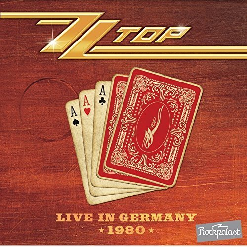 Live in Germany by Zz Top (2012-05-01)