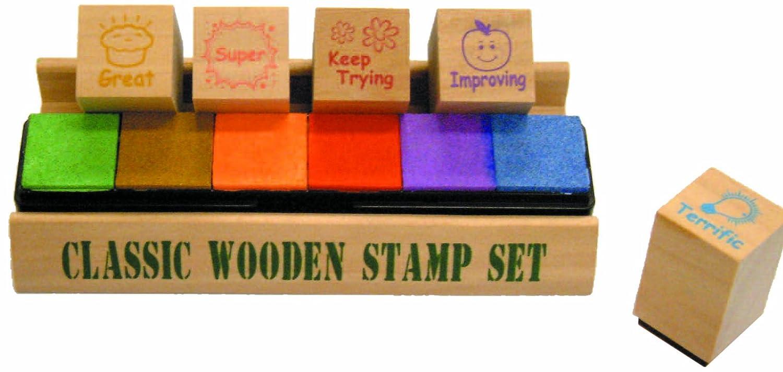 Juego de sellos para estampar y adornar tus álbumes y manualidades