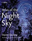 Collins Atlas of the Night Sky (0007172230) by Dunlop, Storm