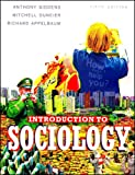 Introduction to Sociology (0393925536) by Anthony Giddens