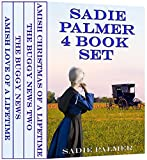 img - for Sadie Palmer 4 Book Set (Amish Romance) (Amish Love Of A Lifetime 0) book / textbook / text book