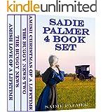 Sadie Palmer 4 Book Set (Amish Romance) (Amish Love Of A Lifetime 0)